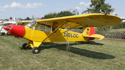 D-ELOC - Piper PA-18-150 Super Cub - Private