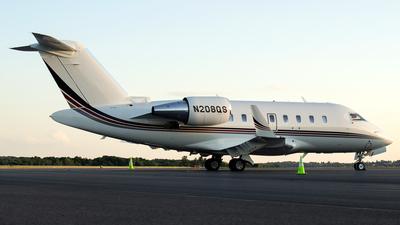 N208QS - Bombardier CL-600-2B16 Challenger 650 - NetJets Aviation