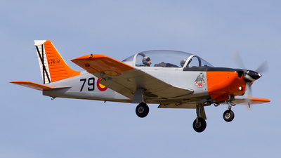 E.26-12 - Enaer T-35C Pillán - Spain - Air Force