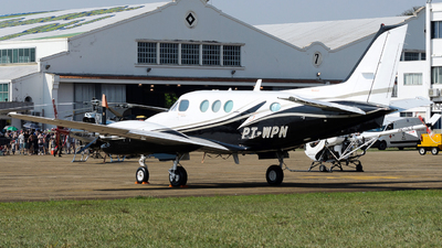 PT-WPN - Beechcraft C90A King Air - Private