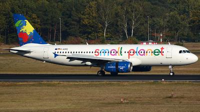 A picture of DASPE - Airbus A320232 - [2029] - © Piotr Trojan