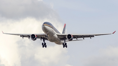 JY-AIG - Airbus A330-223 - Royal Jordanian