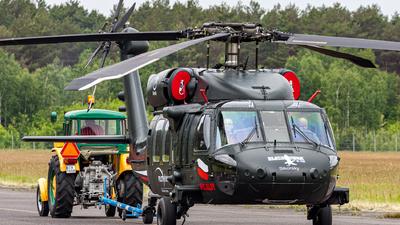 SP-YVE - Sikorsky S-70i Blackhawk - PZL-Mielec