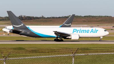 N311AZ - Boeing 767-338(ER)(BDSF) - Amazon Prime Air (Air Transport International)