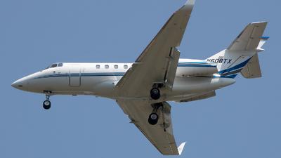 N608TX - Raytheon Hawker 800XP - Private