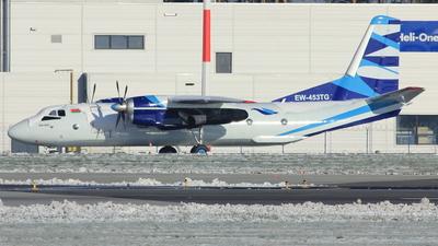 EW-453TG - Antonov An-26B - Rada Airlines