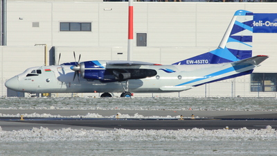A picture of EW453TG - Antonov An26B - [10101] - © Witold Ozimek