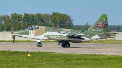 RF-94682 - Sukhoi Su-25 Frogfoot - Russia - Air Force