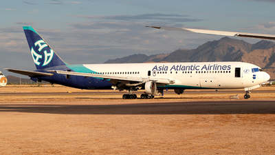 N846AU - Boeing 767-383(ER) - Asia Atlantic Airlines