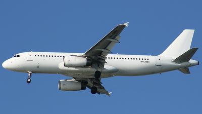 9H-AMH - Airbus A320-232 - Avion Express Malta