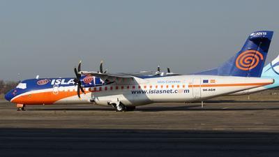9H-AGH - ATR 72-212A(500) - Islas Airways