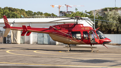 4X-BEO - Bell 407GX - Private