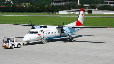 OE-LTI - Bombardier Dash 8-Q314 - Austrian Arrows