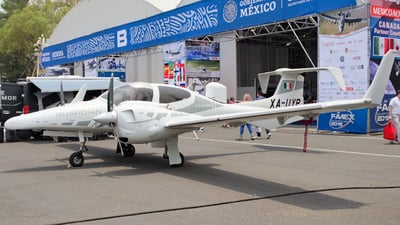 XA-UYP - Diamond DA-42 MPP - Diamond Aircraft Industries