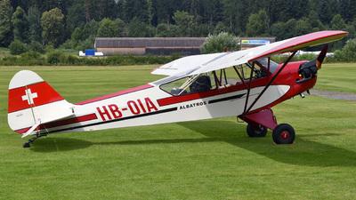A picture of HBOIA - Piper J3C65 Cub - [AF 36506] - © Mirko Bleuer