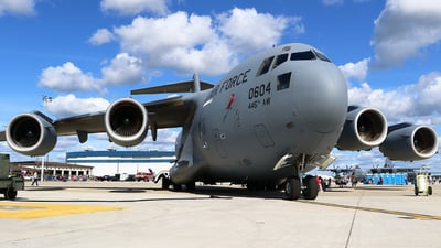 93-0604 - McDonnell Douglas C-17A Globemaster III - United States - US Air Force (USAF)