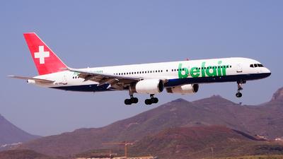 HB-IHR - Boeing 757-2G5 - Belair Airlines