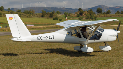 EC-XQT - Aeroprakt A-32L - Private