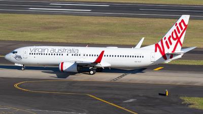 VH-VUT - Boeing 737-8FE - Virgin Australia Airlines