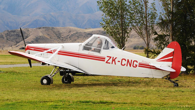 ZK-CNG - Piper PA-25-235 Pawnee B - Private