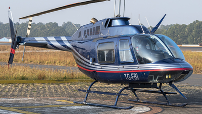 TG-FBI - Bell 206B JetRanger II - Private
