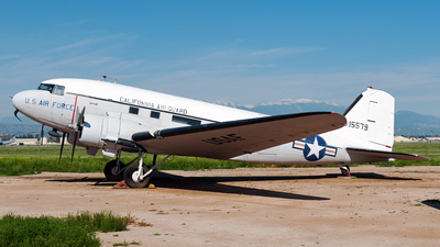 43-15579 - Douglas C-47A Skytrain - United States - US Air Force (USAF)