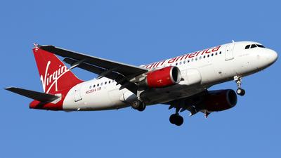 N525VA - Airbus A319-112 - Virgin America