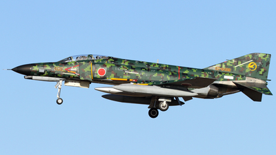 87-8409 - McDonnell Douglas F-4EJ Phantom II - Japan - Air Self Defence Force (JASDF)