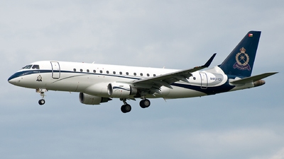 A4O-CX - Embraer 170-200LR - Oman - Police