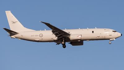 A47-004 - Boeing P-8A Poseidon - Australia - Royal Australian Air Force (RAAF)