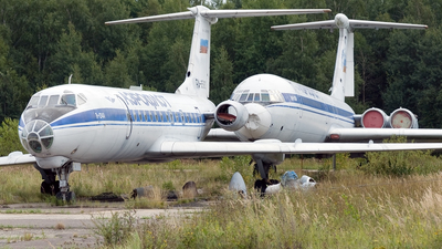 RA-65982 - Tupolev Tu-134A-3 - Russia - Air Force