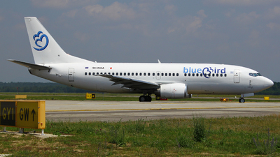 9H-NOA - Boeing 737-33A - Bluebird Airways