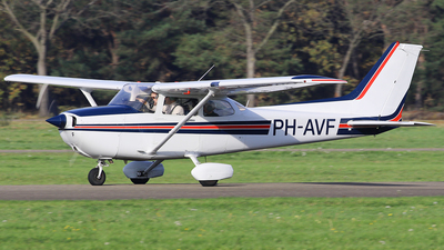 PH-AVF - Reims-Cessna F172P Skyhawk II - Private