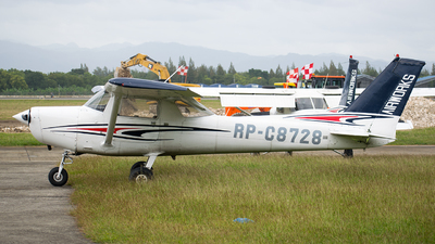 RP-C8728 - Cessna 152 - Airworks Aviation Academy