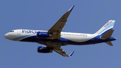 A picture of VTIFV - Airbus A320232 - IndiGo - © Sriram Hariharan