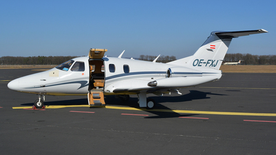 OE-FXJ - Eclipse 500 - Private