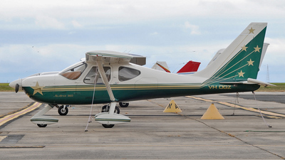 VH-OGZ - Stoddard-Hamilton Glasair Super II RG - Private
