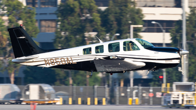 N858AL - Beech A36 Bonanza - Private