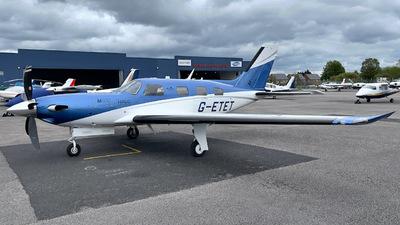 G-ETET - Piper PA-46-M600 SLS - Private