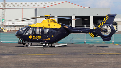 G-BZRS - Eurocopter EC 135T2+ - Bond Air Services