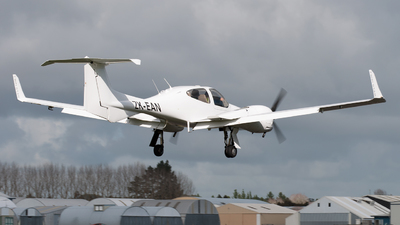 ZK-EAN - Diamond DA-42 Twin Star - Ardmore Flying School