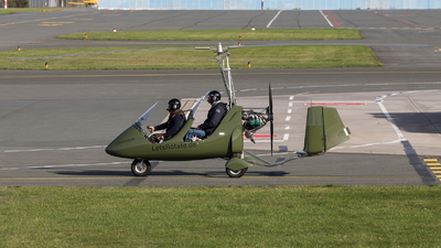 D-MJLF - AutoGyro Europe MTOsport  - Private