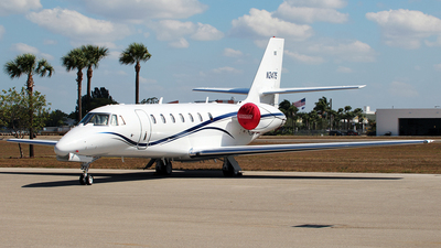 N2475 - Cessna 680 Citation Sovereign - Private