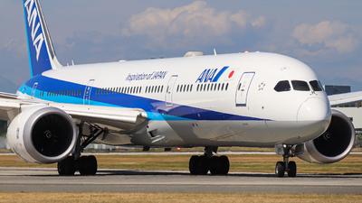JA897A - Boeing 787-9 Dreamliner - All Nippon Airways (Air Japan)