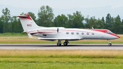 N1CC - Gulfstream G-IIB - Private