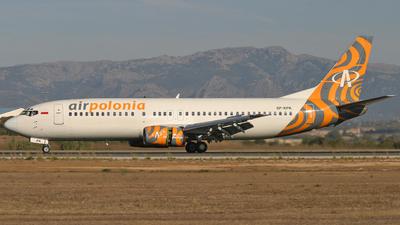 SP-KPK - Boeing 737-4Q8 - Air Polonia