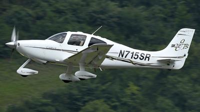 N715SR - Cirrus SR22-GTS - Private