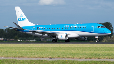 PH-EXP - Embraer 170-200STD - KLM Cityhopper
