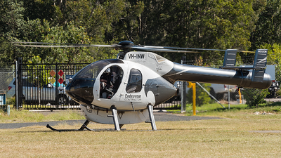 VH-INW - McDonnell Douglas MD-520N - Private
