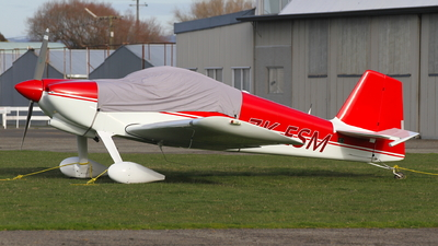 ZK-ESM - Vans RV-6 - Private